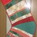 クリスマスのサンタさんのプレゼント用の靴下