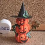 簡単!ハロウィン かぼちゃの飾り