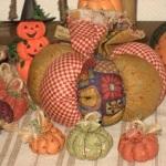 大きい~!ハロウィンの簡単かぼちゃの作り方