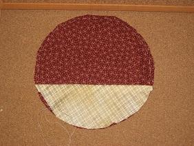 紙皿ツリー1