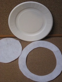 紙皿ツリー4