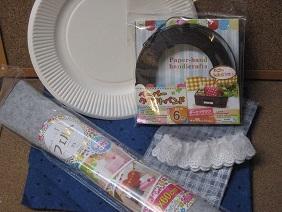 紙皿ツリー3
