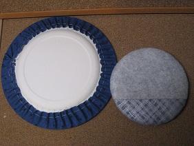 紙皿ツリー6