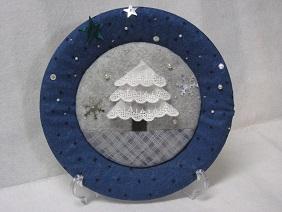 紙皿ツリー9