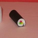 ドールハウス、節分の恵方巻き(巻きずし)の超簡単な作り方