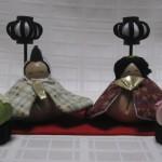 布で作るおひな様の飾り「ぼんぼり」の作り方