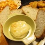 お店で食べた「焼きチーズ」!家でのアレンジでまた美味しい♪