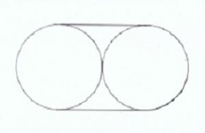 2016フェルトバッグ円型