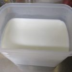 手作りヨーグルト 種菌の効果抜群混ぜるだけで出来上がり!