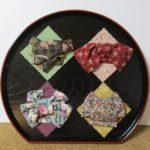 日本の文化着物の帯の手作り飾り 形のよって結び方いろいろ