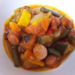 野菜ごろごろカポナータ 初めて食べたお味は絶品です!