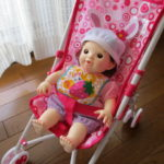 ポポちゃんとベビーカー 女の子のおもちゃの購入です!