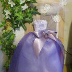結婚祝いは 世界に一つだけのミニチュアドレス