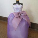 ジェニーサイズのミニチュアドレスの作り方
