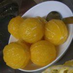 失敗続きのレモンジャム でもやっぱり作ってみました。