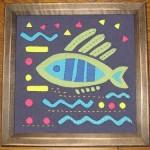 魚の模様の「モラ」の作り方