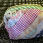 余り布で出来る簡単ミニポーチの作り方
